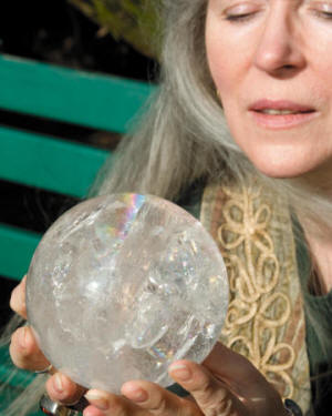 Psychic email readings with Crystal Green