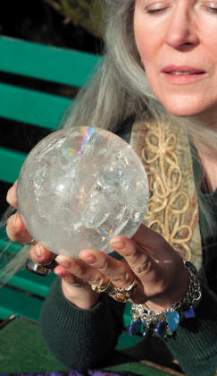 Psychic Readings from Crystal Green.