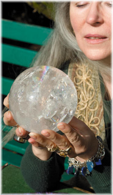 Psychic Crystal Green Premium Email Readings £25!